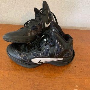 Nike hyperfuse basketball shoes